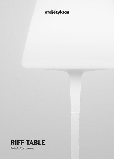 Riff Table