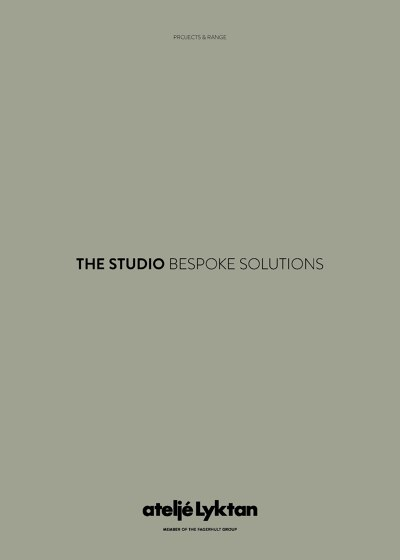 THE STUDIO BESPOKE SOLUTIONS