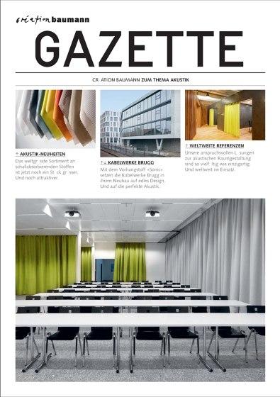 Gazette Akustik