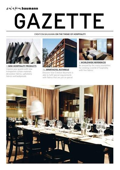 Gazette Hospitality
