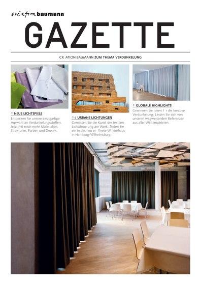 Gazette Verdunkelung