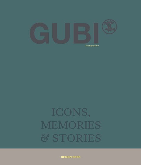 GUBI Design Book Second Edition