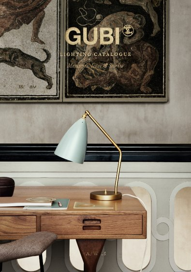 GUBI Lighting Catalogue