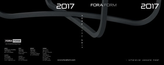 Fora Form | News 2017