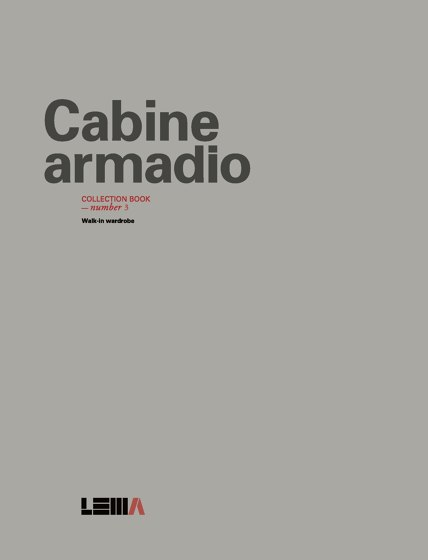 Cabine Armadio | Collection Book – Number 3