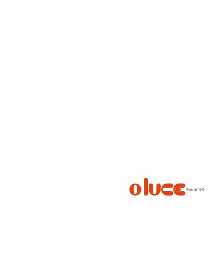 Oluce catalogue 2016