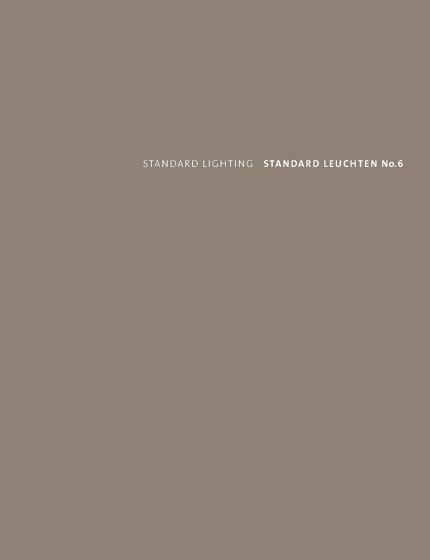 STANDARD LEUCHTEN No.6