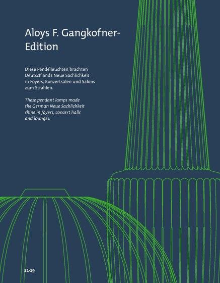 ALOYS F. GANGKOFNER EDITION