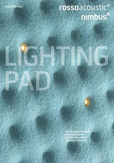 Lighting pad