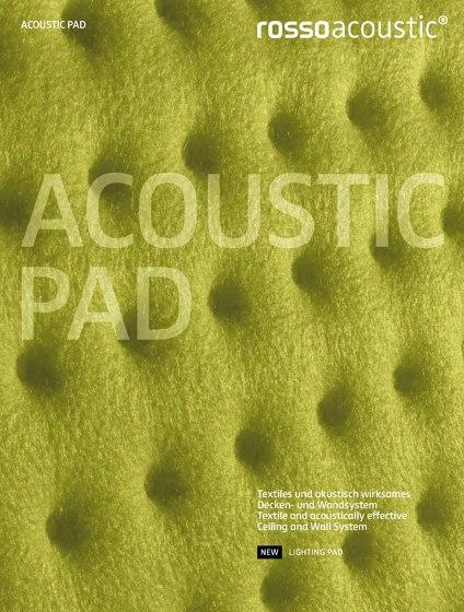 acoustic pad