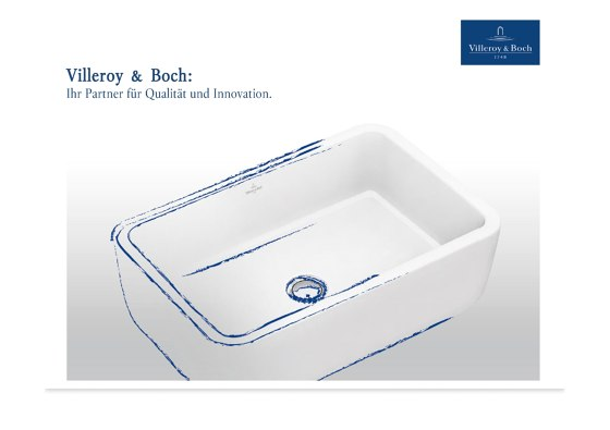 Villeroy & Boch | Ihr Partner für Qualität und Innovation.