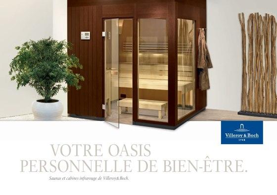 Villeroy & Boch | Saunas et cabines infrarouge