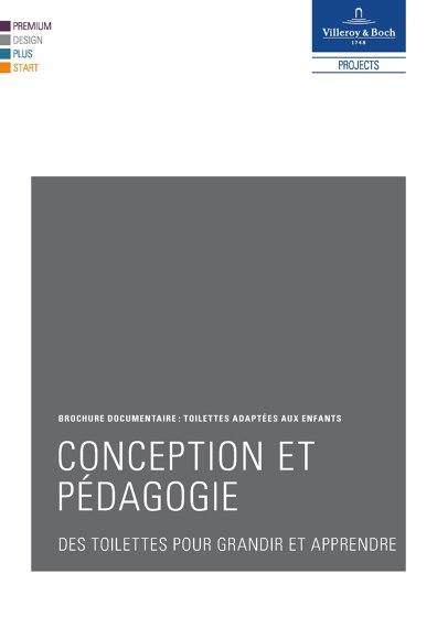 CONCEPTION ET PÉDAGOGIE