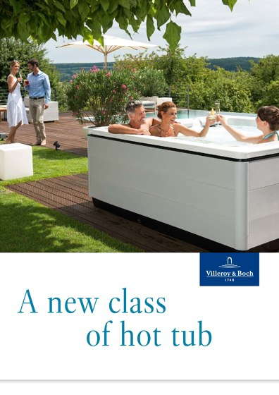 A new class  of hot tub