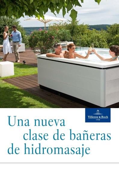 Una nueva  clase de bañeras de hidromasaje