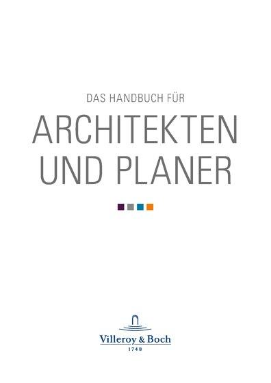 DAS HANDBUCH FÜR ARCHITEKTEN UND PLANER