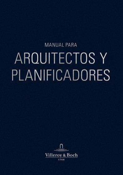 MANUAL PARA ARQUITECTOS Y PLANIFICADORES