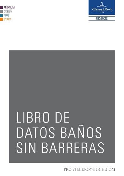 LIBRO DE DATOS BAÑOS SIN BARRERAS