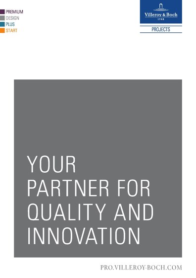 YOUR PARTNER FOR QUALITY AND INNOVATION