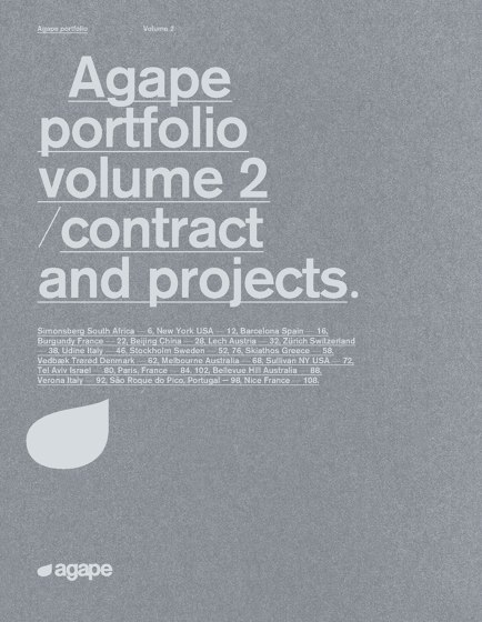 Portfolio volume 2 | contract and projects
