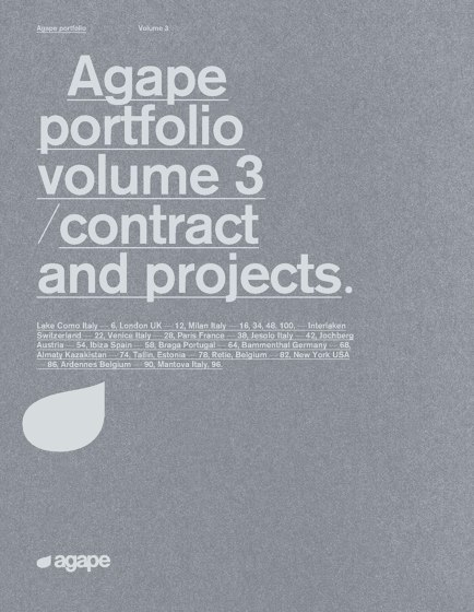 Portfolio volume 3 | contract and projects