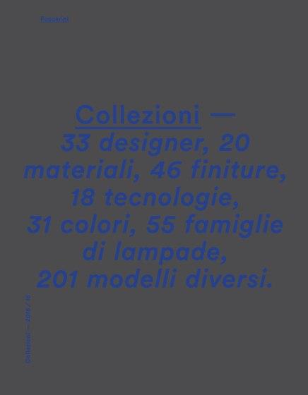 Foscarini Collection 2015