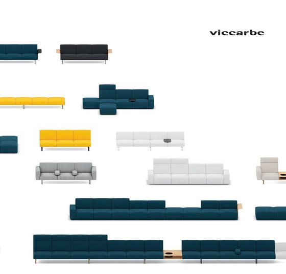 Viccarbe Catalogue Sistema