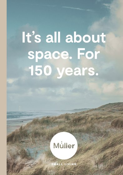 It's all about space. For 150 years.