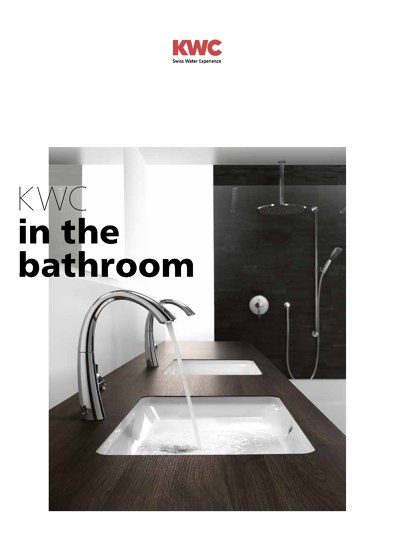 KWC in the bathroom 2015/2016