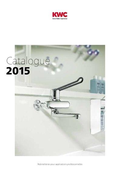 KWC Catalogue – Applications professionnelles 2015/2016