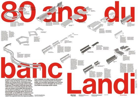 80 ans banc du Landi