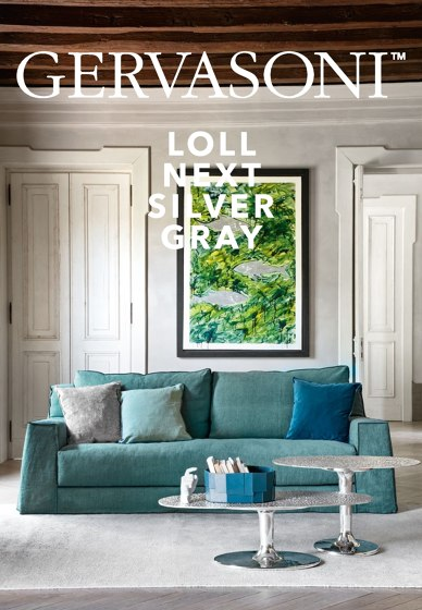 Loll Next Silver Gray 2020