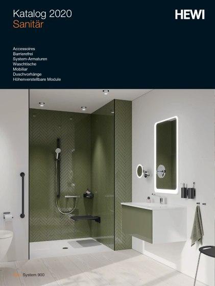 Katalog 2020 | Sanitär