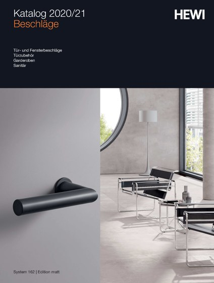 Katalog 2020/2021 | Beschläge