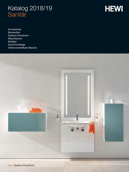 HEWI - Katalog 2018/19 Sanitär