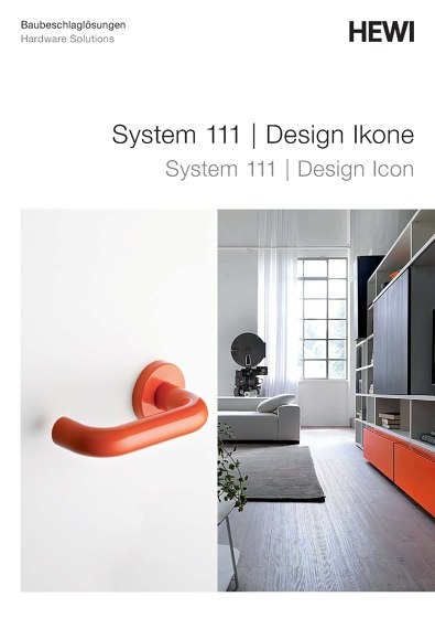 HEWI - System 111 | Design Icon