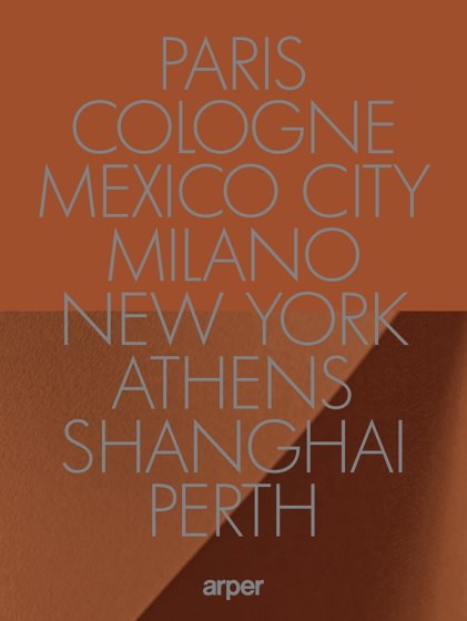 PARIS COLOGNE MEXICO CITY MILANO NEW YORK ATHENS SHANGHAI PERTH