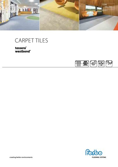 Carpet Tiles Brochure 2014 (en)