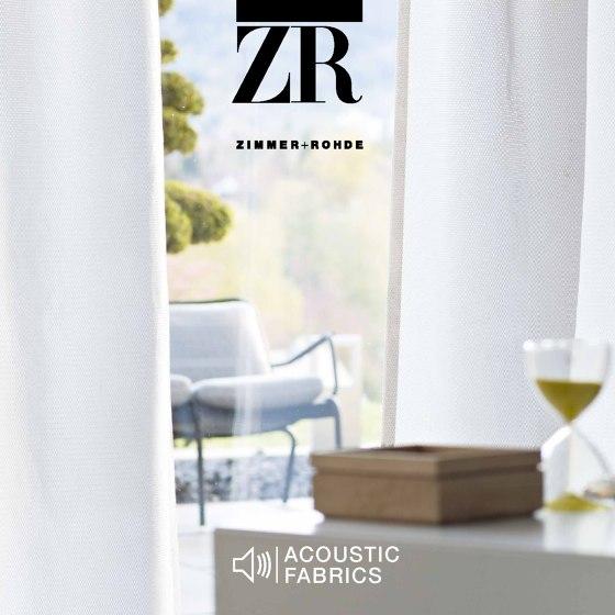 Acoustic brochure