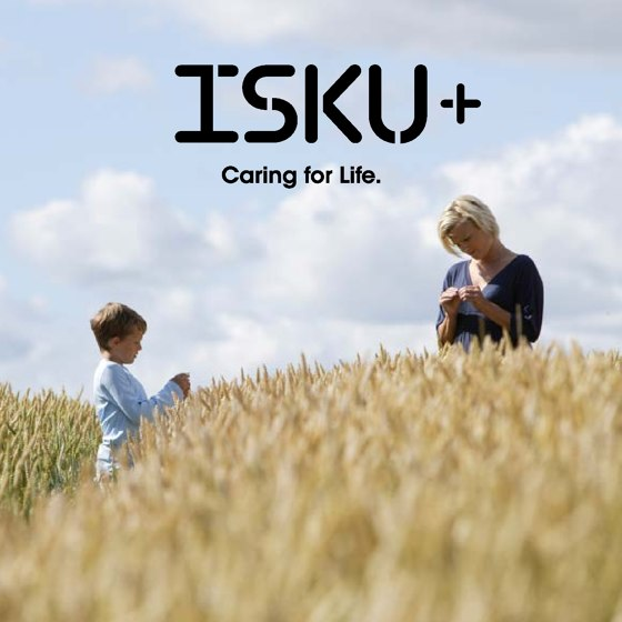 ISKU+ Caring for Life