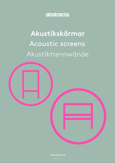 Acoustic Screens 2017