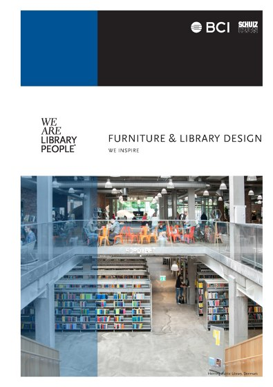 WE ARE LIBRARY PEOPLE