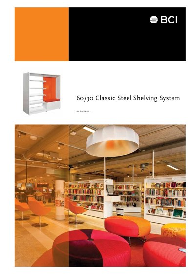 60/30 Classic Steel Shelving System