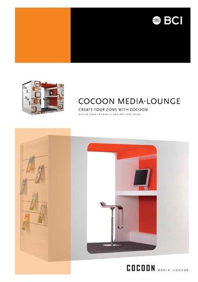 COCOON MEDIA-LOUNGE