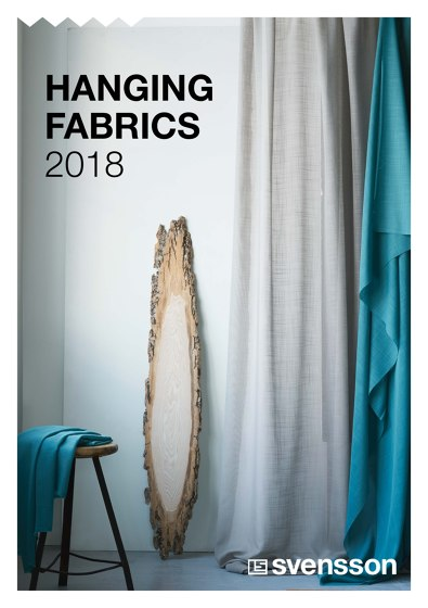 Hanging Fabrics 2018