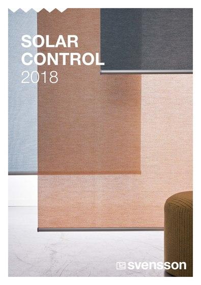 Solar Control 2018