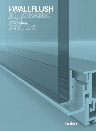I-Wallflush | Integrated Wall System