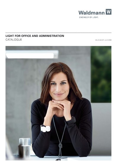 Light for Office and Administration Catalogue 2016/2017
