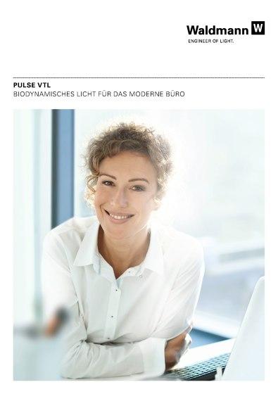 PULSE VTL Biodynamisches Licht für das moderne Büro