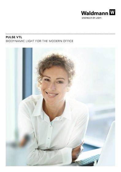 PULSE VTL Biodynamic light for the modern office